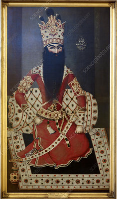 Fath 'Ali Shah. King of Persia 1797-1834