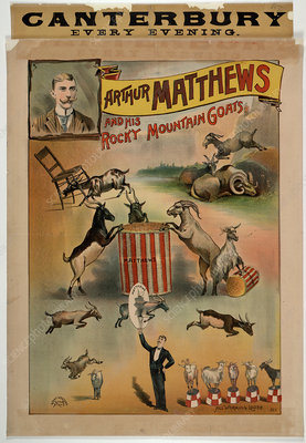 Arthur Matthews and his Rocky Mountain Go