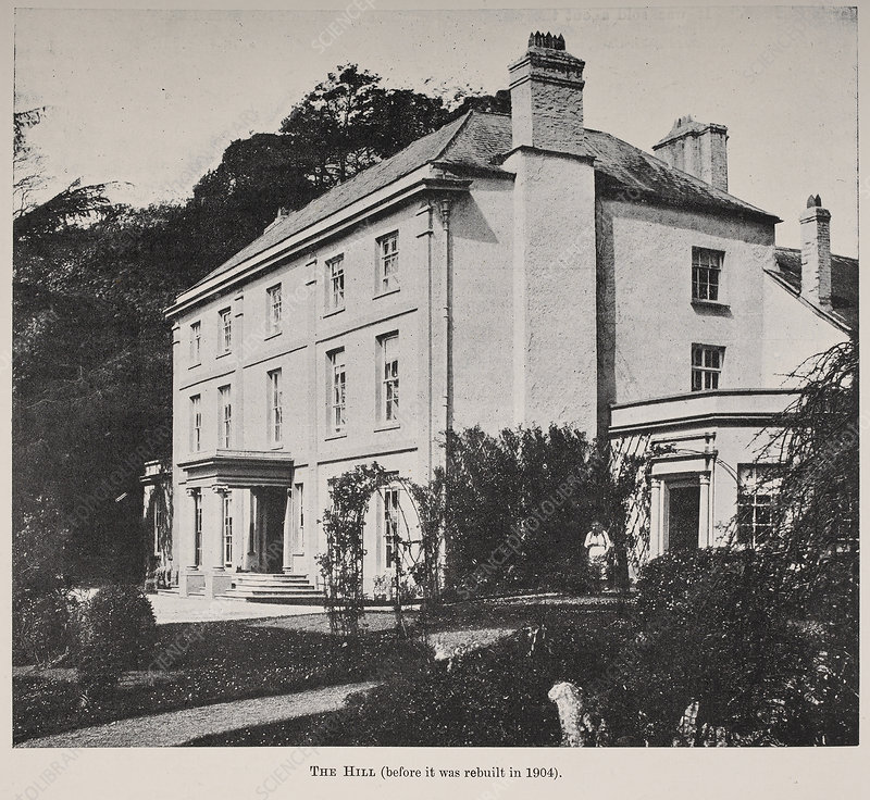 Picture of Monmouthshire house
