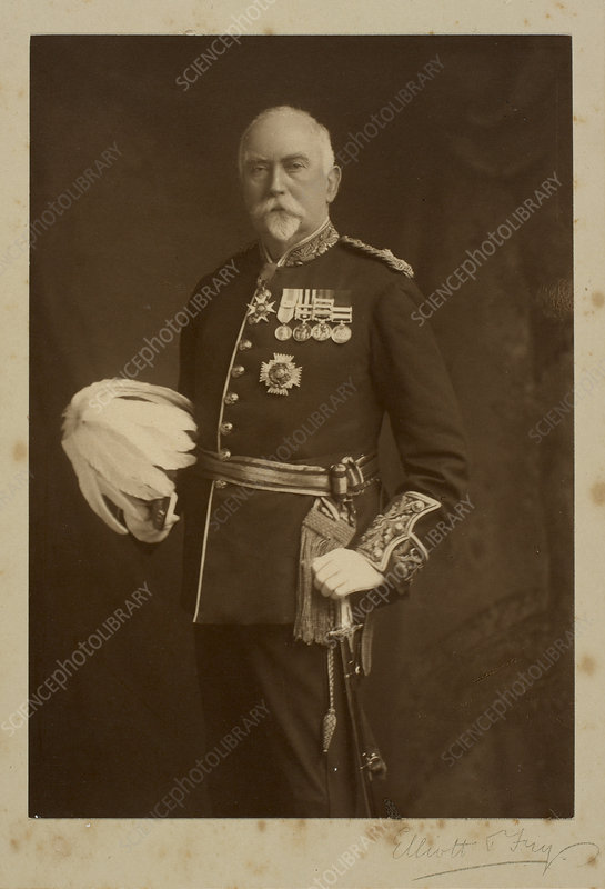 Lieut-General Sir John Withers McQueen
