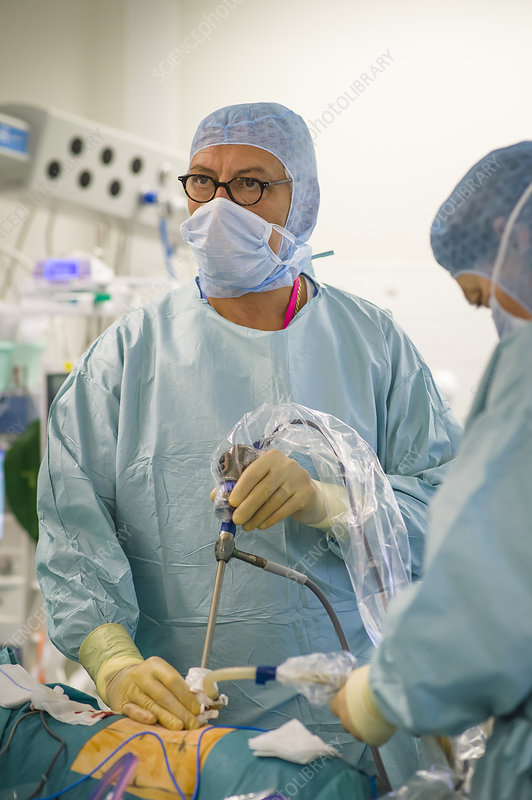 Surgery, Coelioscopy