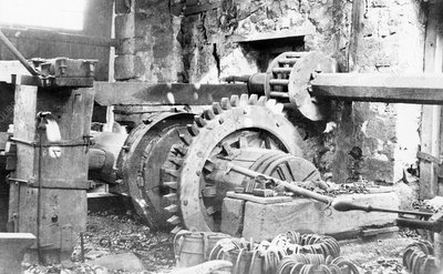 Ironworking forge machinery, 1930s