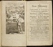 Account of discovery in America