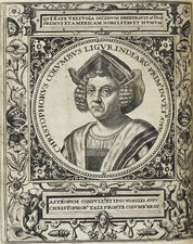 Christopher Columbus, Genoese explorer