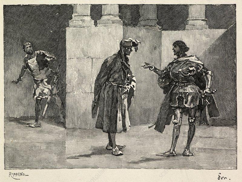 yago and betrayal in othello essay