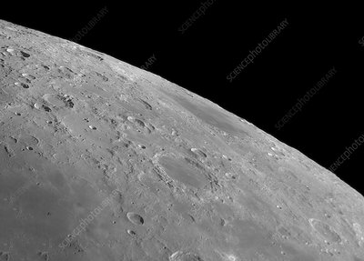 Endymion crater and Mare Humboldtianum