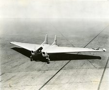 Northrop XP-79B flying wing
