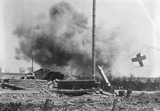 Shelling, World War I