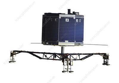 Philae lander, artwork