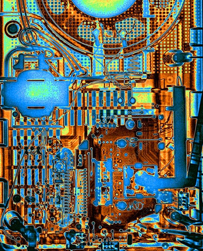 The Xray Circuit