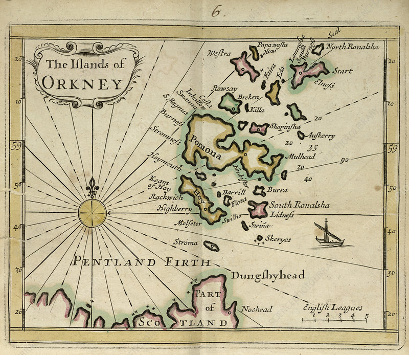The Orkney Islands