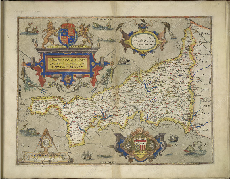 An atlas of England and Wales