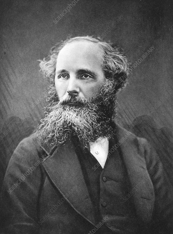 James Clerk Maxwell, Scottish physicist