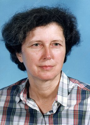 Helen Edwards, US particle physicist