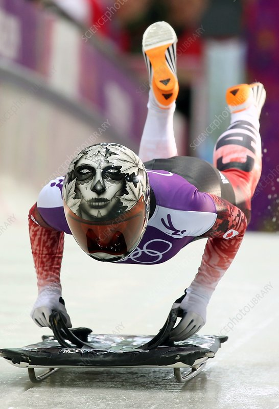 Skeleton racing, 2014 Winter Olympics