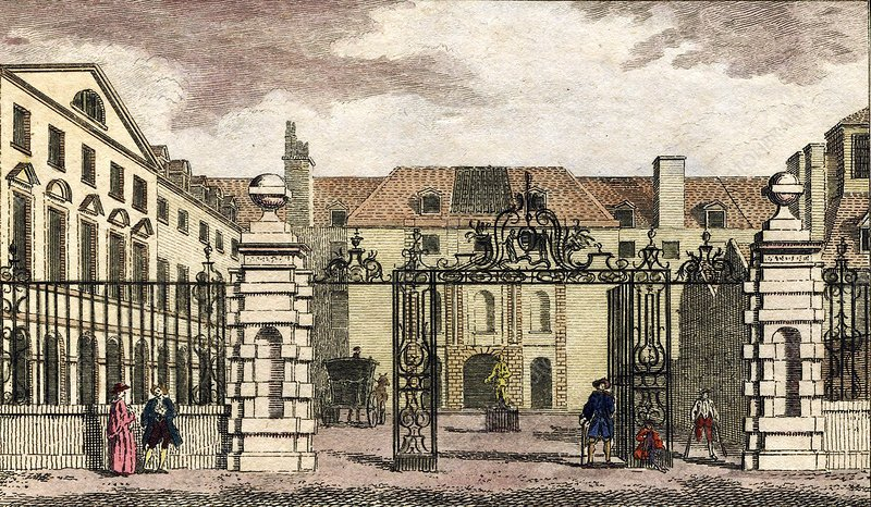 Greenwich Hospital, London, 18th century