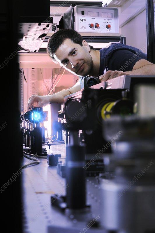 Nonlinear microscopy