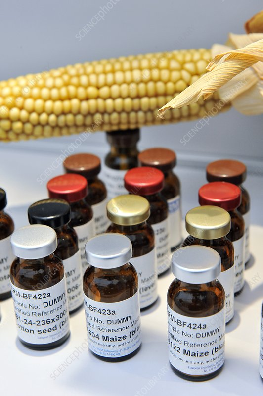 Food safety reference samples