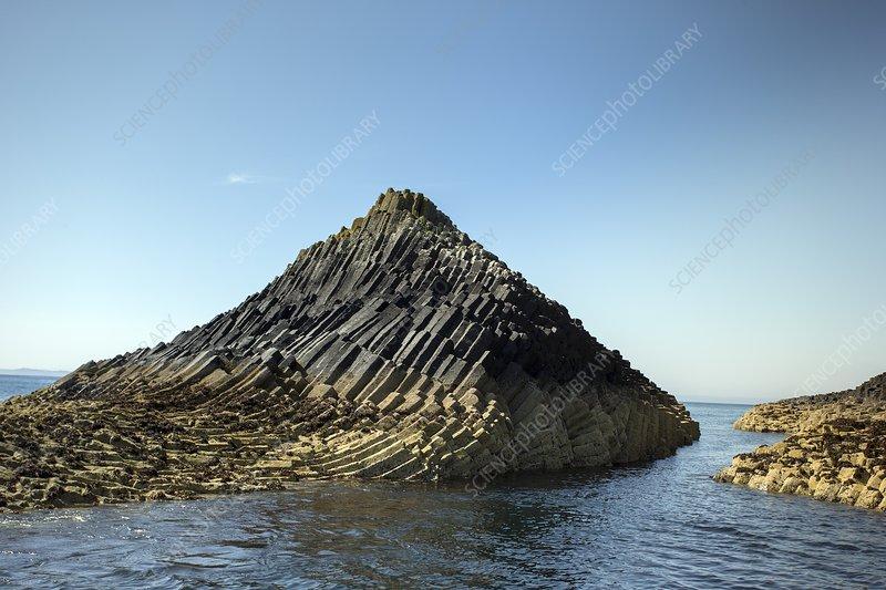 Isle of Staffa, Scotland