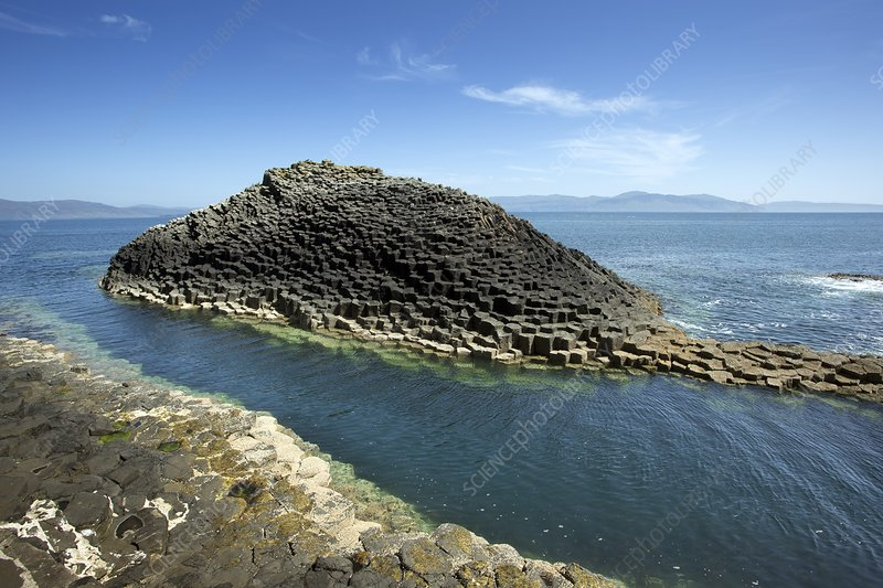 Isle of Staffa, Scotland