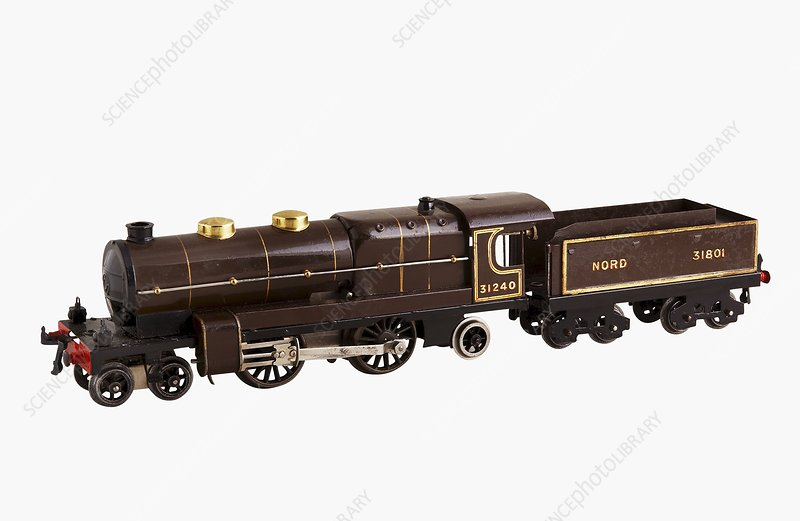 French Hornby 4-4-2 Nord locomotive