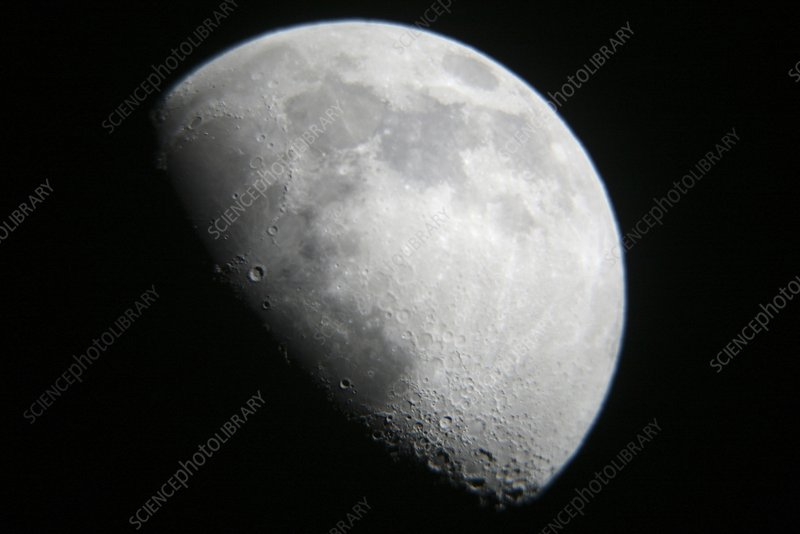 Moon view from Mamalluca Observatory
