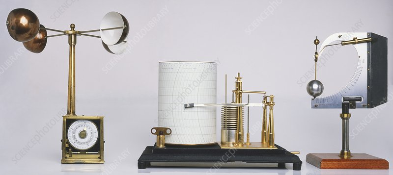 Weather station equipment