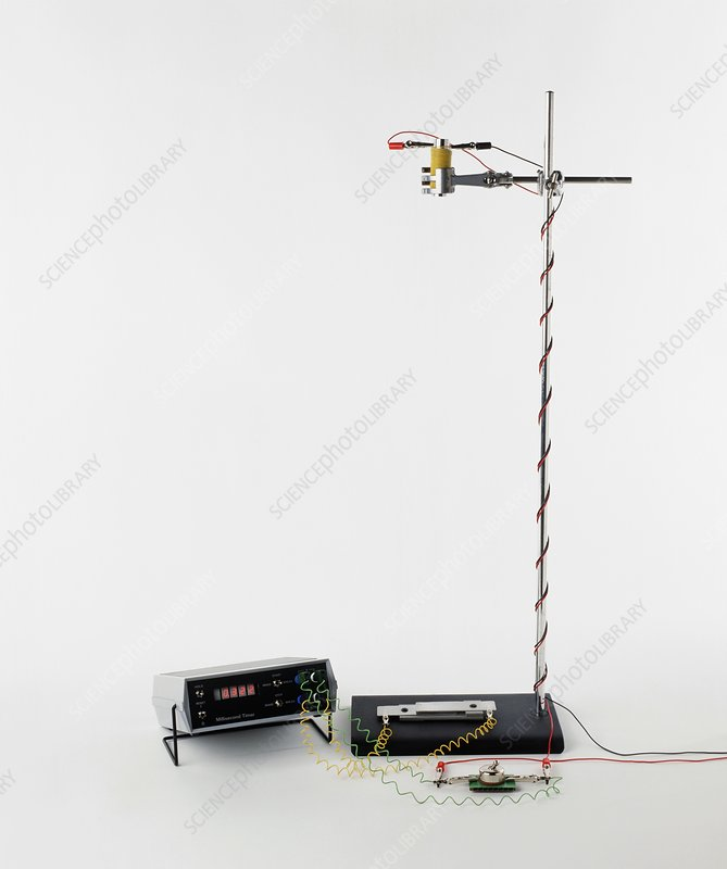 Apparatus for timing