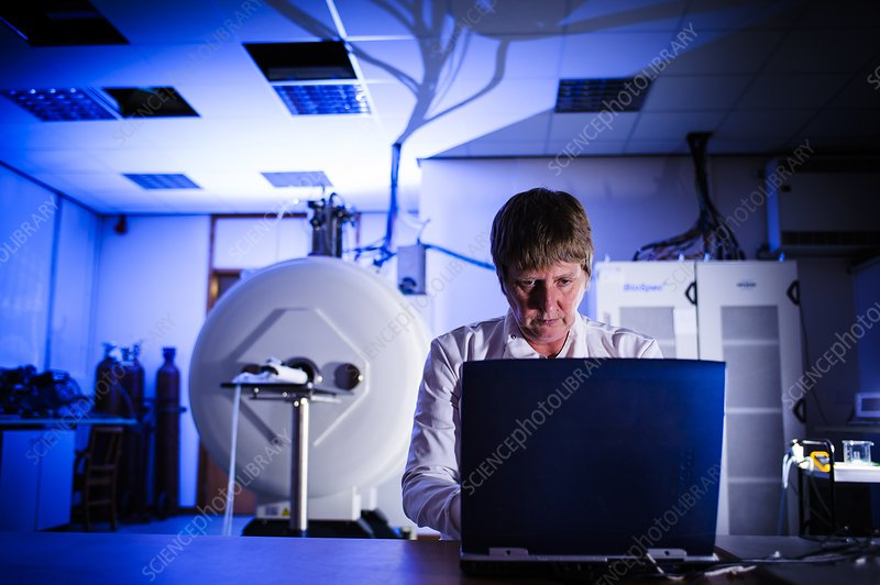 MRI scanning research