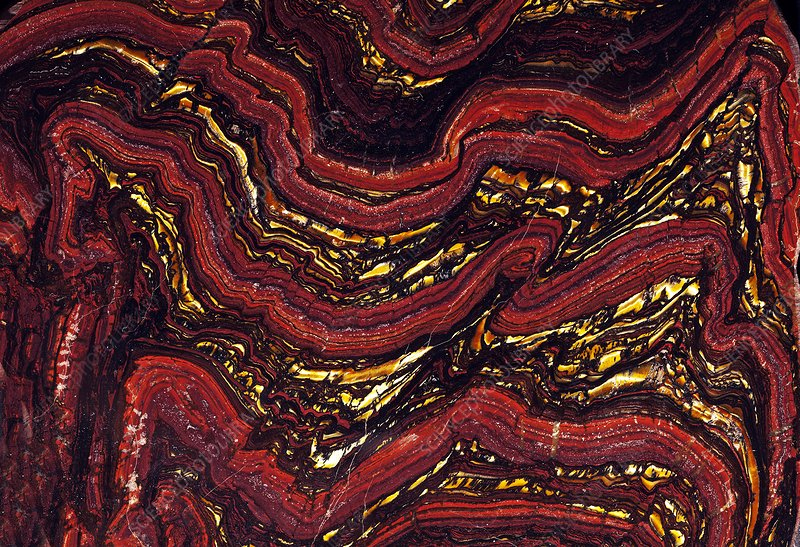Banded Ironstone Formation (BIF)
