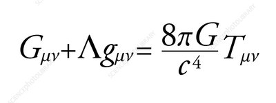 Einstein field equation