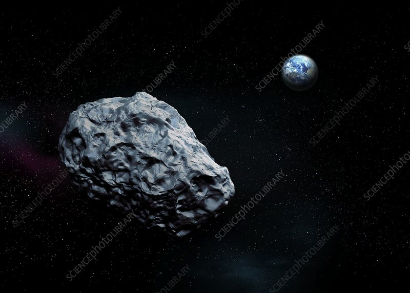 planet killer asteroid approaching - photo #7