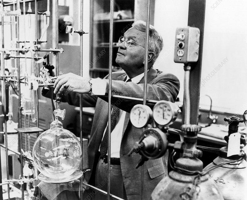The Nobel Prize in Chemistry 1934