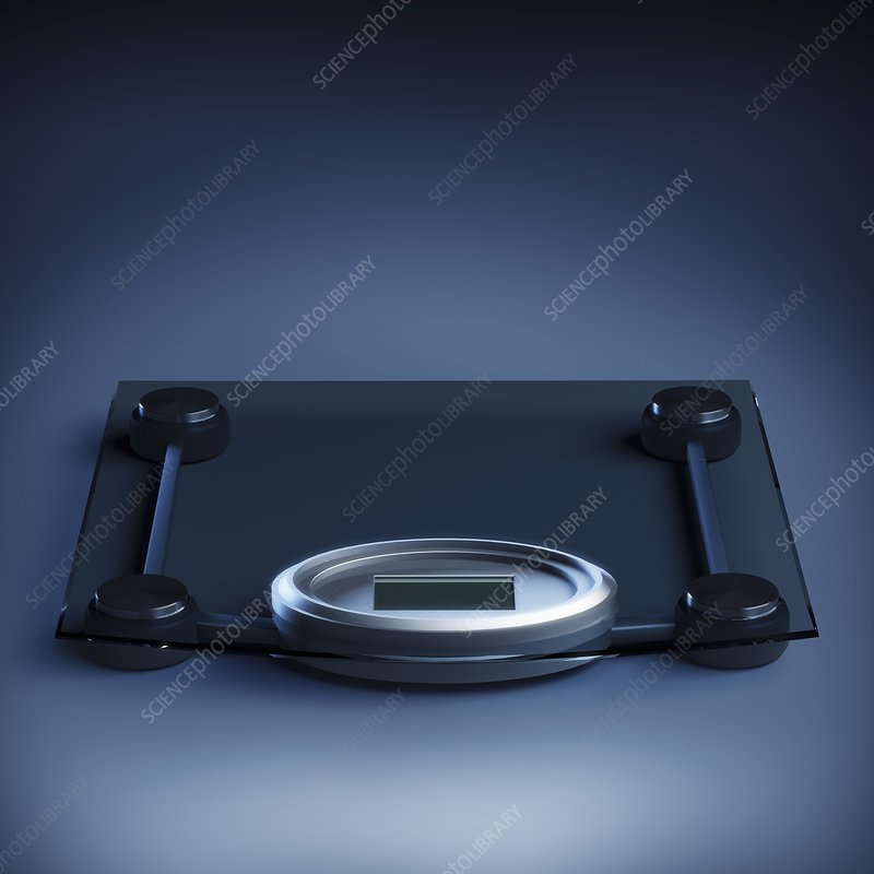 Digital Weighing Scales, artwork