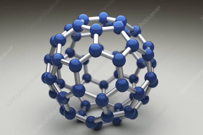 Bucky Ball, artwork