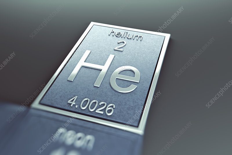 Helium, artwork