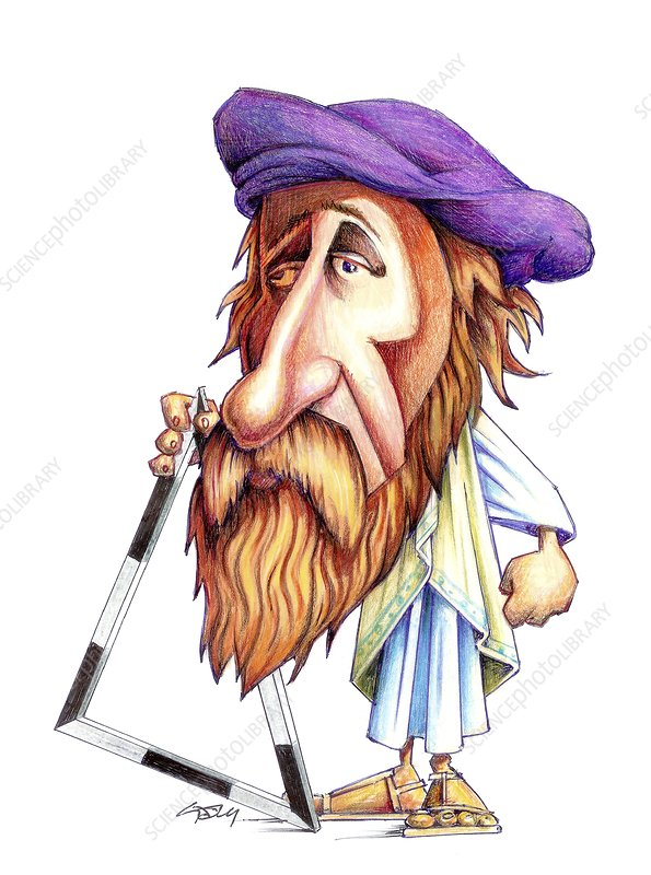 Pythagoras, Ancient Greek mathematician