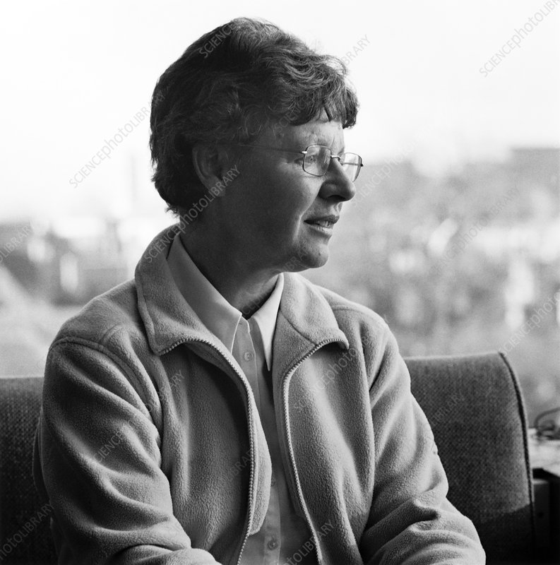 Jocelyn Bell Burnell, British astronomer