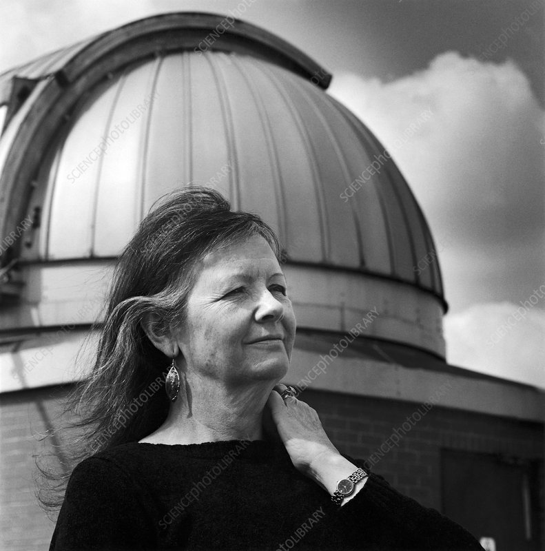 Yvonne Elsworth, British astrophysicist