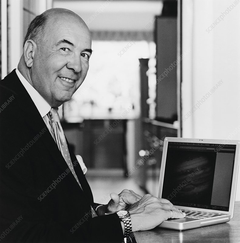 Garry Hunt, British planetary scientist