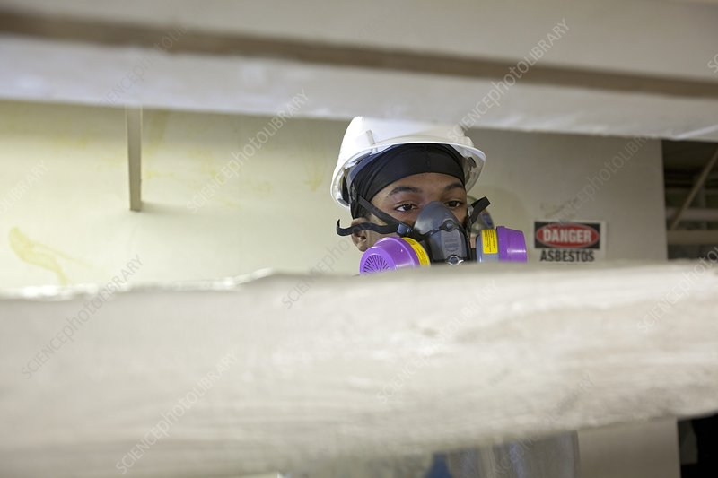 Asbestos removal training