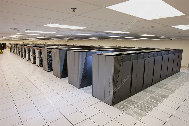 IBM Sequoia supercomputer