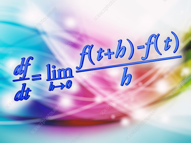 Differential calculus equation