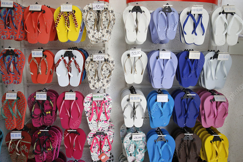 Brazilian slipper shop