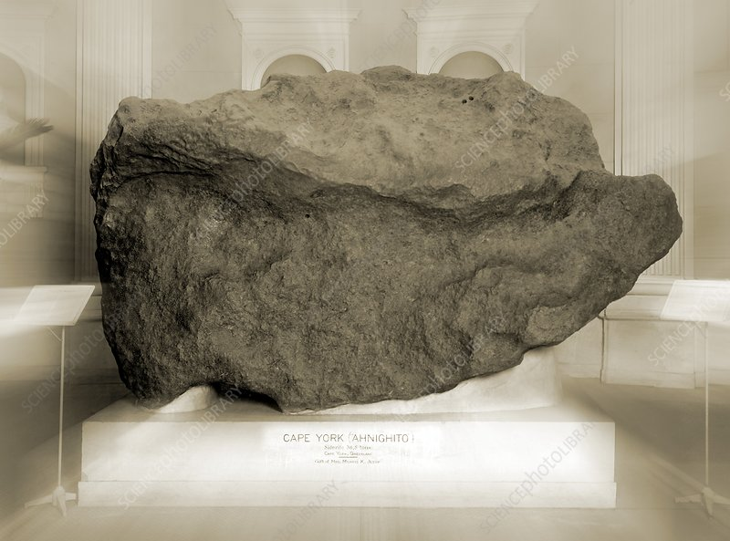 Cape York meteorite