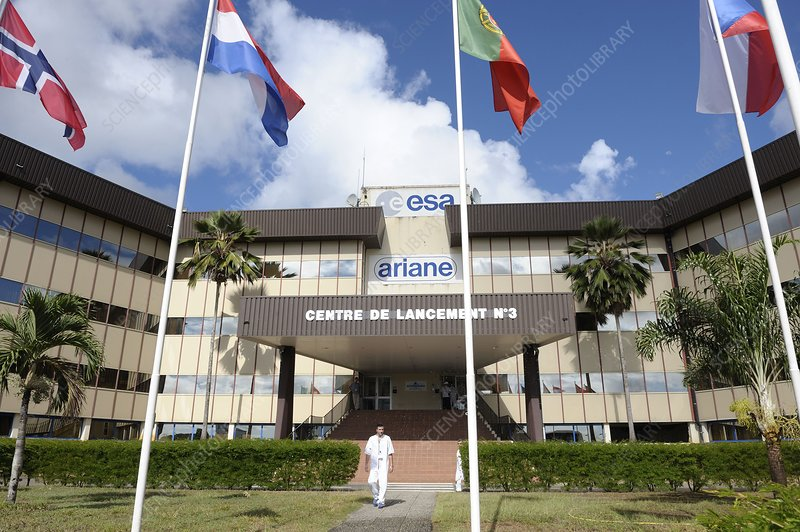 Launch Centre 3, Guiana Space Centre