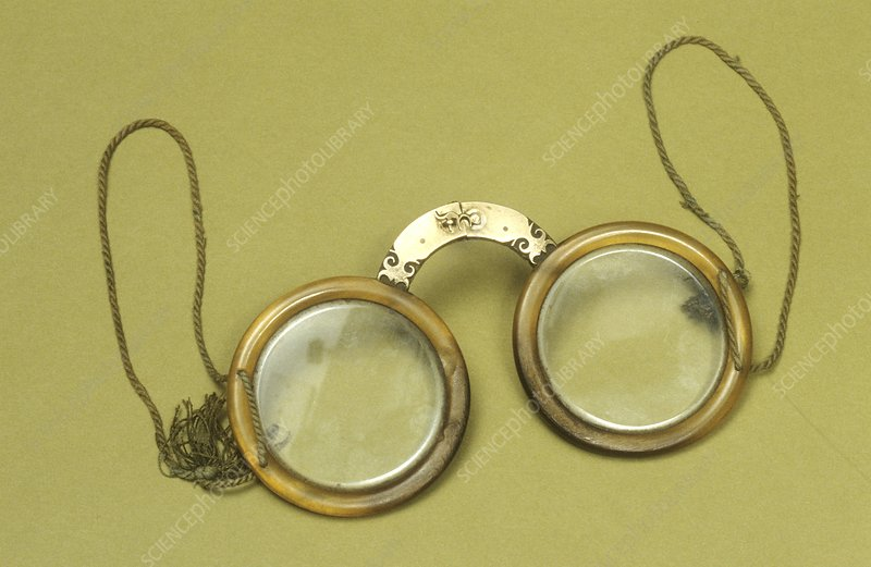 Oriental spectacles, 18th century