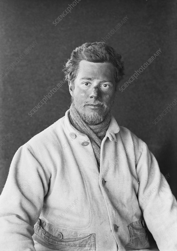 Apsley Cherry-Garrard, British explorer