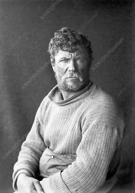 Patrick Keohane, Irish explorer