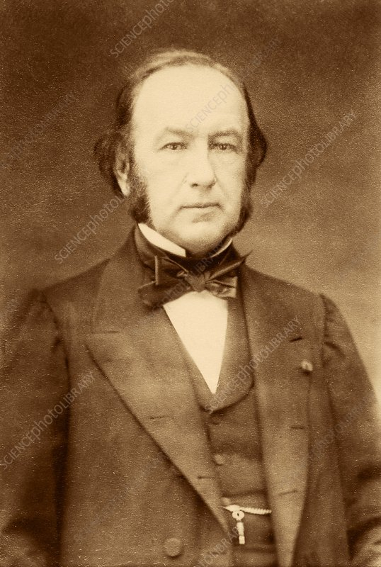 Claude Bernard, French physiologist